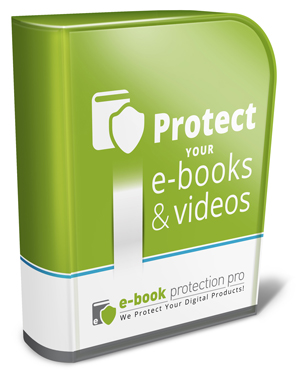 E-Book Protection Pro Infoproduct Protection Software